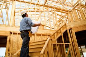A new home construction inspection